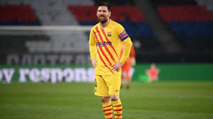 Lionel Messi Biography player